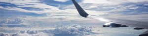 フィリピン上空の映像